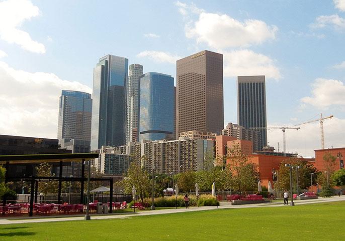 Sustainable Los Angeles