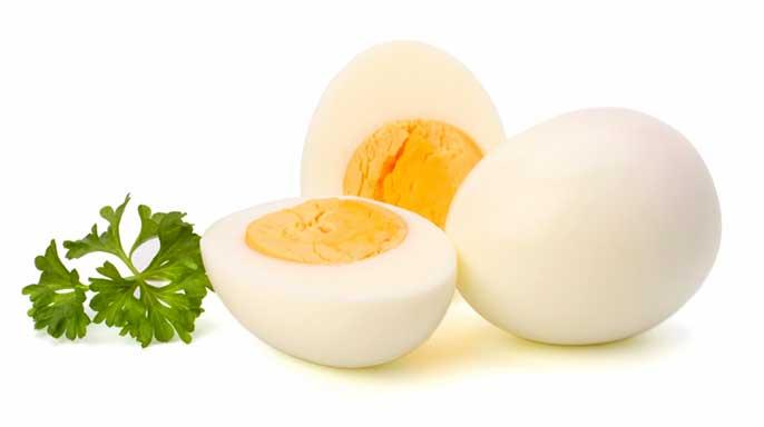 boiled egg (iStock)