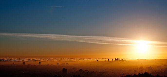 UC Davis ozone pollution