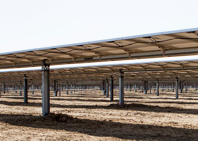 Five Points Solar Farm