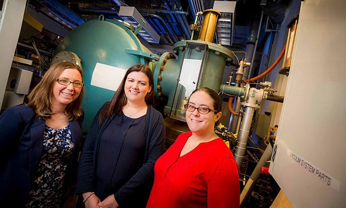 UCSD physics role models