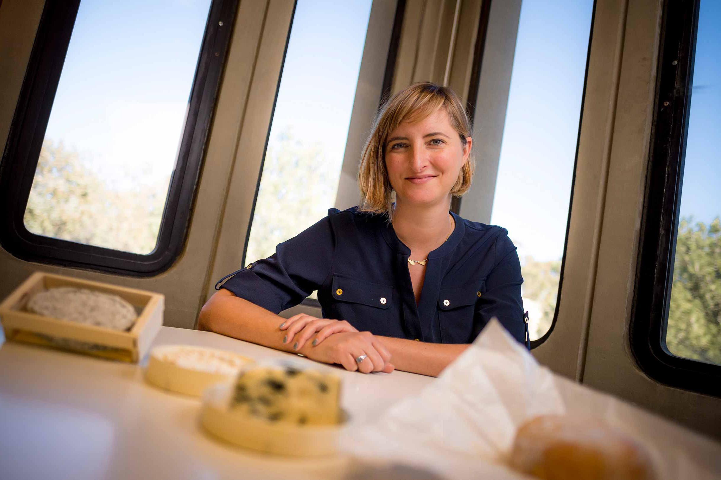 Rachel Dutton, UC San Diego